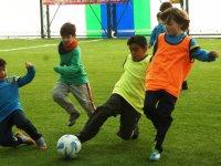 Ankaragücü Futbol Akademisi Çalışmalarına Devam Ediyor