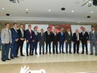 "MHP'  DEN  ""İSTİŞARE TOPLANTISI""..."