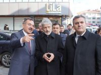 Başkan Tuna'dan, Çubuklulara Asfalt Müjdesi