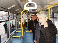 Müjde! Tuna Talimat Verdi Otobüsler Değişiyor