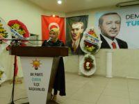 AK PARTİ ÇUBUK İLÇE KADIN KOLLARI 5. OLAĞAN KONGRESİ...