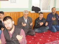 Köylüler Mehmetçik için dua etti