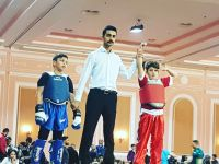Wushu Şampiyonasından Çubuk'a 4 Madalya
