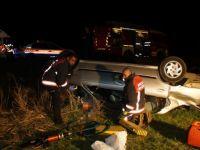 Çubuk'ta trafik kazası: 3 ölü, 2 yaralı