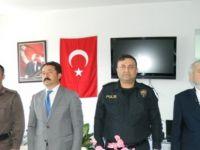 POLİS TEŞKİLATI'NIN 173. YILDÖNÜMÜ KUTLANDI...