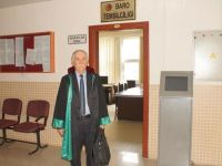 48 yıl sonra avukat oldu