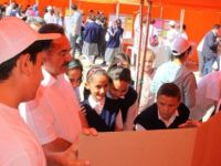 Çubuk'ta TÜBİTAK 4006 Bilim Fuarı Açıldı