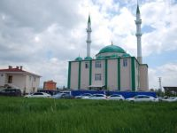 Çubuk'ta Cami Açılışı