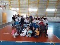 Küçük Sporcular Engellileri Unutmadı