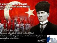 İşadamı Yüksek İnşaat Mühendisi Bülent Mumcu'nun 19 Mayıs Mesajı