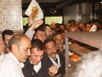 İpek Ekmeğin Ürettiği Sütlü Pide'ye Hücum Ediyorlar