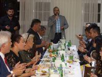 Başkan Acehan, Huzurevi Sakinleriyle İftar Yaptı