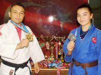 Judocu baba-kız milli takımda