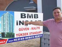 BMB İnşaat'ın sahibi İnşaat Yüksek Mühendisi Bülent Mumcu'dan, Bayram mesajı