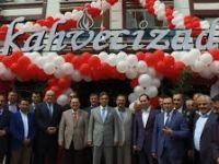 Kahvecizade'nin sahiplerinden Mehmet Arıcı ve Sinan Kocabaş'dan Bayram Mesajı