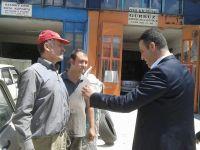 CHP'Lİ ADAYLAR ÇUBUK'TA...