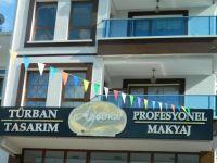 İŞKUR DESTEĞİ İLE KUAFÖR SALONU AÇTI...