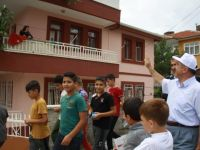 Çubuk'ta 'Sevgi Yürüyüşü' Düzenlendi