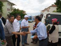 Çubuk'ta 'Sevgi Yürüyüşü' Etkinliği