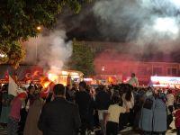 Çubuk'ta Seçim Sonuçları Kutlanıyor