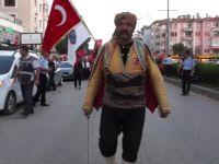 Çubuk'ta 15 Temmuz Demokrasi ve Milli Birlik Günü