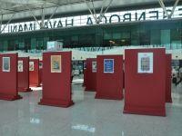TAV Galeri Ankara'da 'Ankara' Temalı Fotoğraf Ve Afiş Sergisi Açıldı