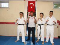 Çubuk'tan Milli Takıma 3 Sporcu