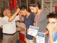 4. Uluslararası Çubuk Belediyesi Satranç Turnuvası Törenle Sona Erdi