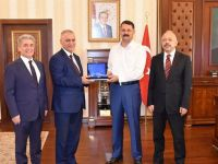 Çubuk İlçe Tapu Müdürlüğüne Süleyman Çelebi Hüyüklü atandı