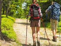 Çubuk'un doğasını trekkingle keşfedin