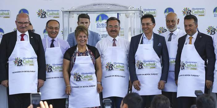 13. Uluslararası Çubuk Turşu Ve Kültür Festivali'ne Doğru