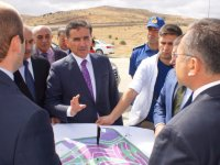 Ankara Valisi Topaca, Çubuk'ta İncelemelerde Bulundu