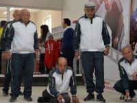 Huzurevi Sakinlerinden 'Bocce' Mücadelesi