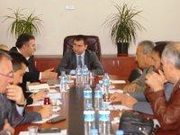 Çubuk'ta İnsan Hakları Kurulu Toplandı
