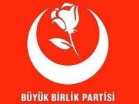 BBP'de yerel seçim takvimi belli oldu