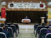 Şehit Ömer TAKDEMİR Lisesinde Konferans