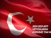 2023-2053-2071 VİZYONLARINA ENERJİMİZ TAM MI?