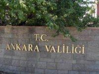 Ankara Valiliği'nden önemli uyarı
