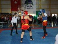 Çubuk'ta Şehitler Adına Wushu Şampiyonası