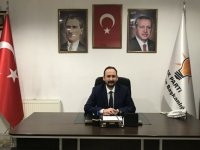Ak Parti İlçe Başkanı Erhan Kuşçu Oldu
