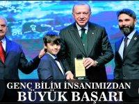 Doç. Dr Murat Tuğluca'ya Ödül
