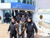 Çubuk'ta 200 polisin katılımıyla uyuşturucu operasyonu