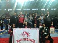 Çubuk'ta Wushu Başarısı