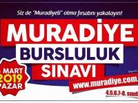 Muradiye Aksoy Koleji, bursluluk sınavı müracaatları başladı