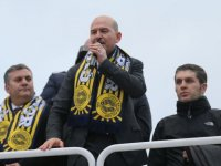 İçişleri Bakanı Soylu: Kılıçdaroğlu'nun ayağının bastığı yerde ot bitmez