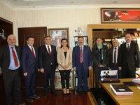 Uluslararası Açık Satranç Turnuvası Protokolü İmzalandı