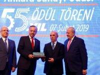 Turktıpsana 55. Yıl Ar-Ge Merkezi Ödülü