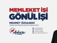 Ankara Büyükşehir Belediye Başkan Adayı Mehmet Özhaseki