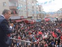 Mansur Yavaş, Pursaklar'da vatandaşlarla buluştu
