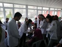 Aybü'den Ağız ve Diş Sağlığı Taraması